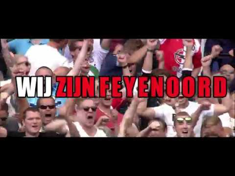 The Champ feat. MC F - Wij Zijn Feyenoord (Official Music Video)