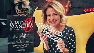 Ana Ventura - Jornalista - Maluco Beleza LIVESHOW