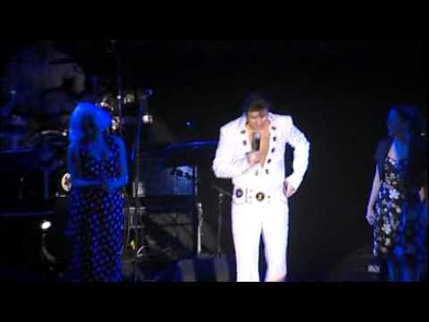 The Elvis Years  Xmas show; Johnny B Goode