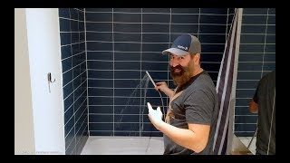 How to replace your handheld shower