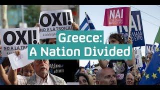 Greece referendum: a nation divided