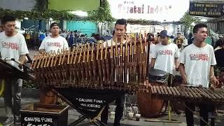 GEMU FA MI RE (NTT) I Angklung Malioboro CALUNG FUNK I Traditional Musical Instrument Made of Bamboo