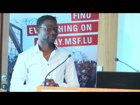 """""""Point-of-care tests can save lives"""": screening patients with advanced HIV disease - Ismael Adjaho"""