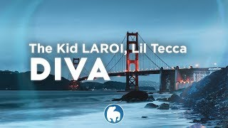 The Kid LAROI - Diva (Clean - Lyrics) ft. Lil Tecca