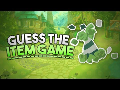 Animal Jam: GUESS THE ITEM GAME!