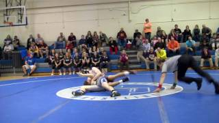 160 Quentin Hager Sparrows Point vs CJ Wartman Hereford