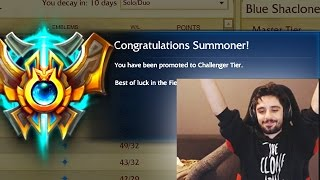 Back to Challenger