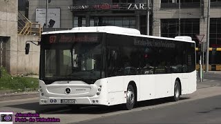 2017.04.23 | Mercedes Conecto New Generation tesztbusz Budapesten