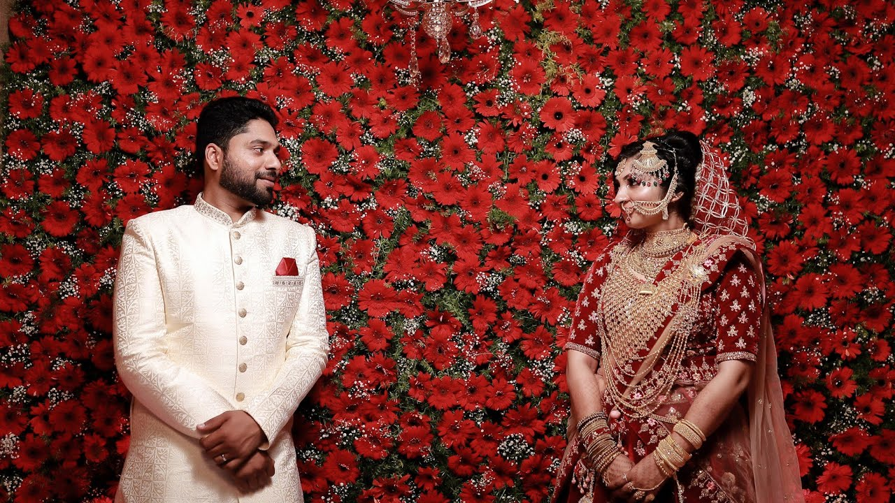 kerala Muslim grand wedding highlights 2020 _ Dilna and Shadhab_soulmate the media