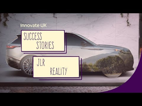 Jaguar Land Rover REALITY: the future of vehicle recycling