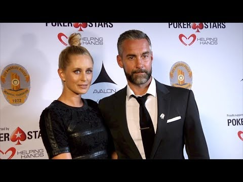 Jay Harrington 3rd Annual LAPMF Celebrity Poker Tournament Event