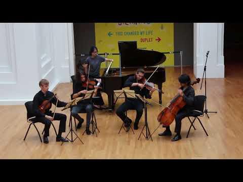 Cèsar Frank - Piano Quintet in F minor