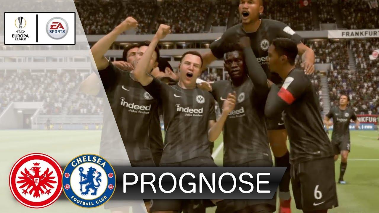Hinspiel Frankfurt Chelsea
