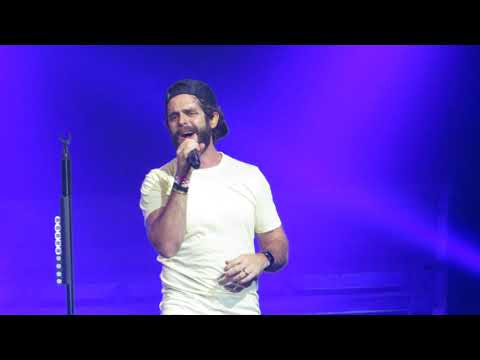 "Thomas Rhett ""Remember You Young"" Live At BB&T Pavilion"