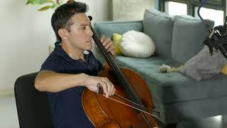 Joshua Nakazawa JS Bach Suite No.1 Prelude