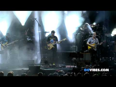 """Umphrey's McGee performs """"Hourglass"""" into """"1348"""" at Gathering of the Vibes Music Festival 2014"""