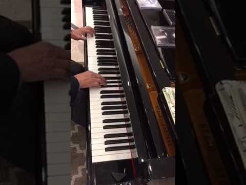 AUTUMN LEAVES played by Ricardo Matheu  Pianist. Follow us on Facebook.