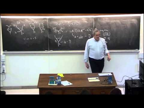 Collider Physics - M. Peskin - lecture 6/6