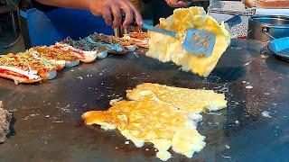 BURGER MAKING | Super Fast Cooking Skills | Egg Anda Bun Kabab at Street Food of Pakistan