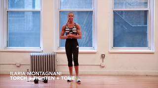 Summer Sweat Series: Atletica - Torch  + Tighten + Tone