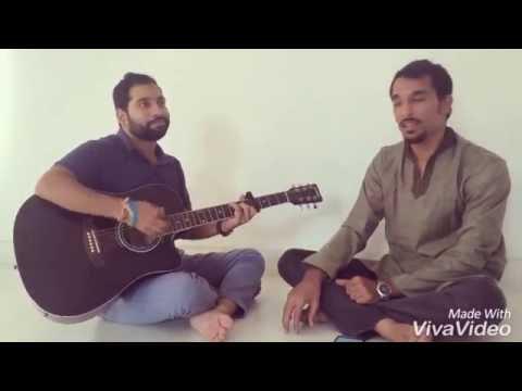 Khamaj (Mora Saiyaan) Cover with Guitar Chords - YouTube