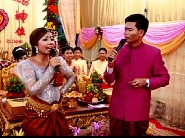 Sokea in Khmer Hair Cut Ceremony Part 1 #1