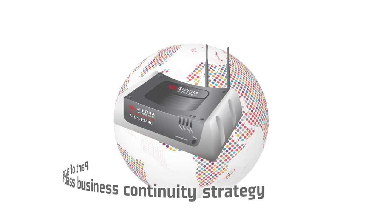 AirLink® ES440 4G LTE Gateway & Terminal Server