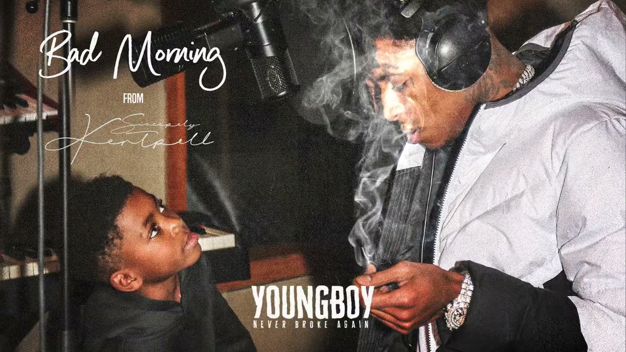YoungBoy Never Broke Again - Bad Morning [Official Audio]