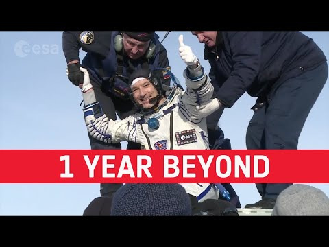 Beyond: one year after landing