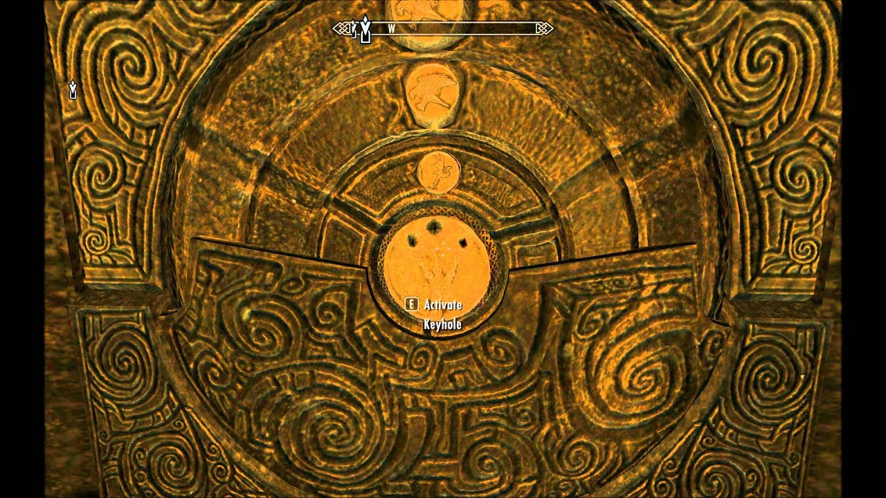 Skyrim - Forbidden Legends folgunthur 2nd puzzle