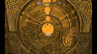 Skyrim - Forbidden Legends folgunthur 2nd puzzle - solution