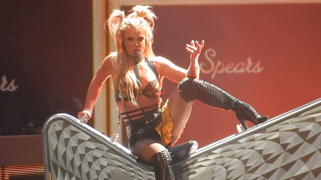 Britney Spears - I Love Rock n Roll [Piece Of Me - 2017