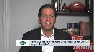 NFL Network's Peter Schrager Likes What He's Seeing From Jets Camp | New York Jets | NFL