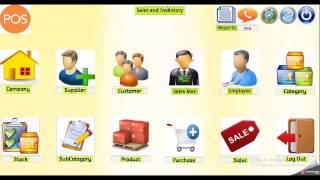 Inventory Management System (Microsoft Access)