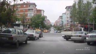 Ankara Gezinti Full HD ( Keçiören'den Demetevler'e )