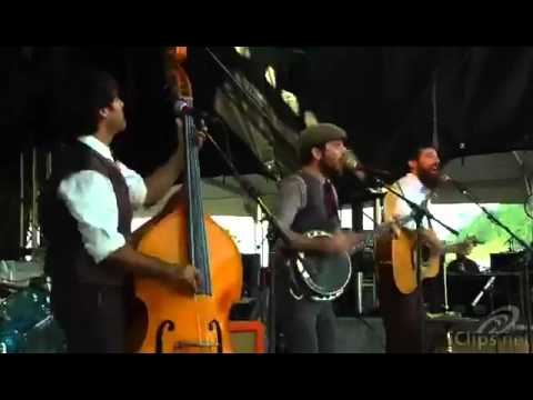 The Avett Brothers- At The Beach (All Good Music Festival 2008)