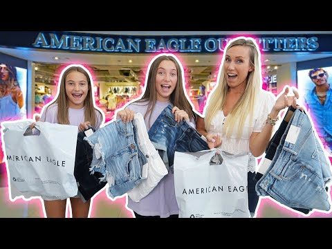 Summer Clothes Shopping at Our FAVORITE Stores!