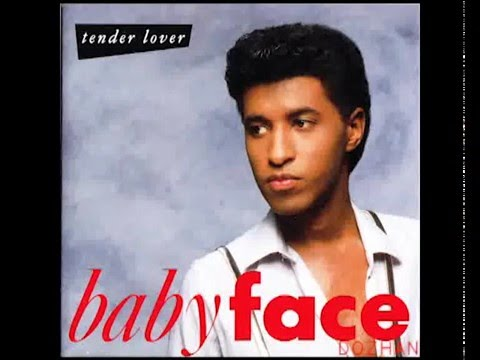 Babyface - It's No Crime (HQ)