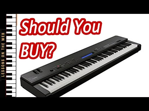 The Piano Keyboard Buying Guide