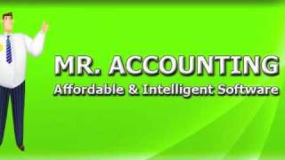 Mr. Accounting Software - Save Time, Stay Organized, Get Paid Faster!