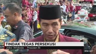 Kecaman Presiden Joko Widodo Dan Ancaman Kapolri Terhadap Persekusi