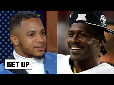 Jonathan Abram: Antonio Brown wasn't a distraction for the Raiders  | Get Up