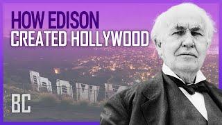 Hoe Thomas Edison (Per Ongeluk) Gemaakt In Hollywood