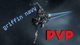 EVE online/Wild Haze - Griffin navy issue PvP