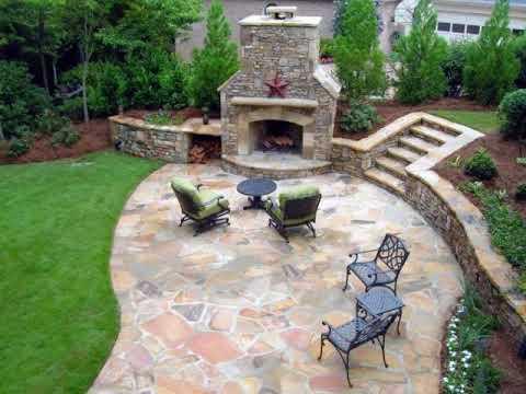 creative-flagstone-patio-ideas-for-beautiful-home,flagstone-patio-ideas-hardscape-designs-#2