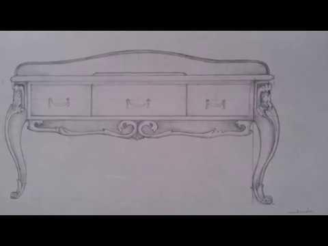 Элитная мебель своими руками это просто. Изготовление консоли под раковину своими руками.