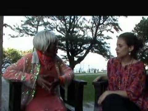 Entrevista con Juana Bacallao, primera parte