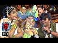 Dhee 10 |  4th April 2018   | Full Episode | ETV Telugu