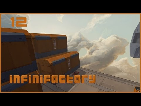 Infinifactory - Puzzle Game - 12 - Gneiss Chair & Relay Satellite