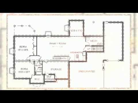 White House Basement Floor Plan Youtube